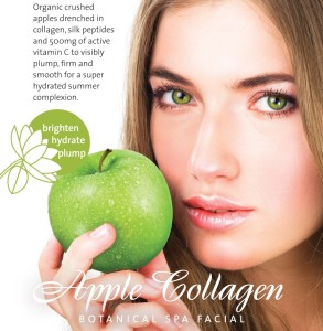 Waterlilly Apple Collagen Poster_FA ol