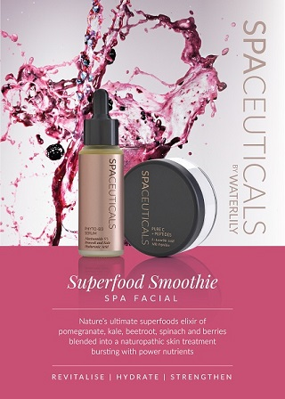 superfood facials at Thornlands Beauty Salon